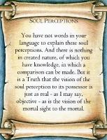 Soul Perceptions