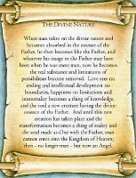The Divine Nature